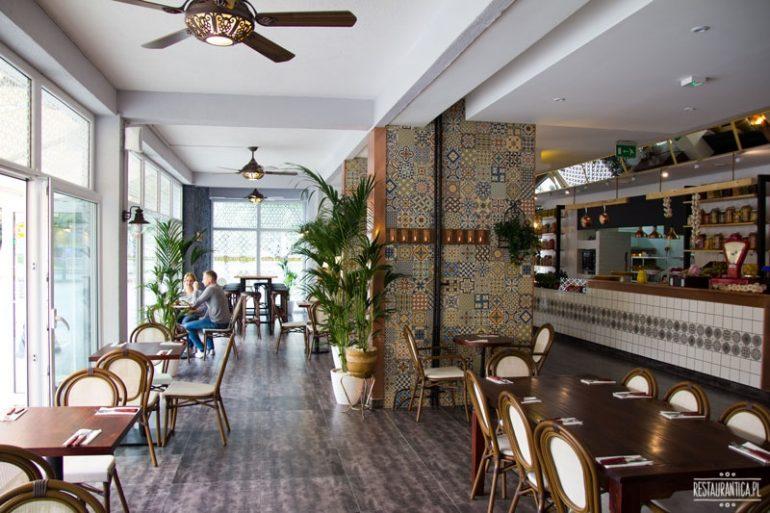 Shuk mezze & bar – wegetariańska podróż na Bliski Wschód