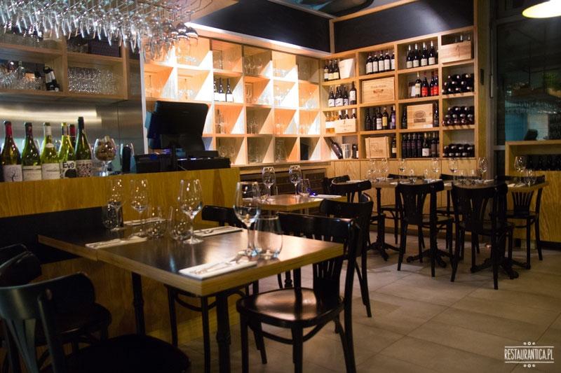 Bez Gwiazdek Wiślana, restauracja, zdjęcie