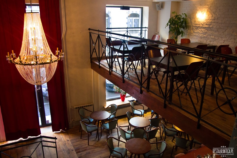 Regina Bar, wnętrze, Koszykowa 1