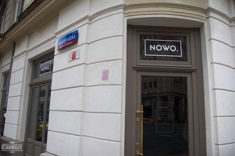Nowo, gin bar, Nowogrodzka