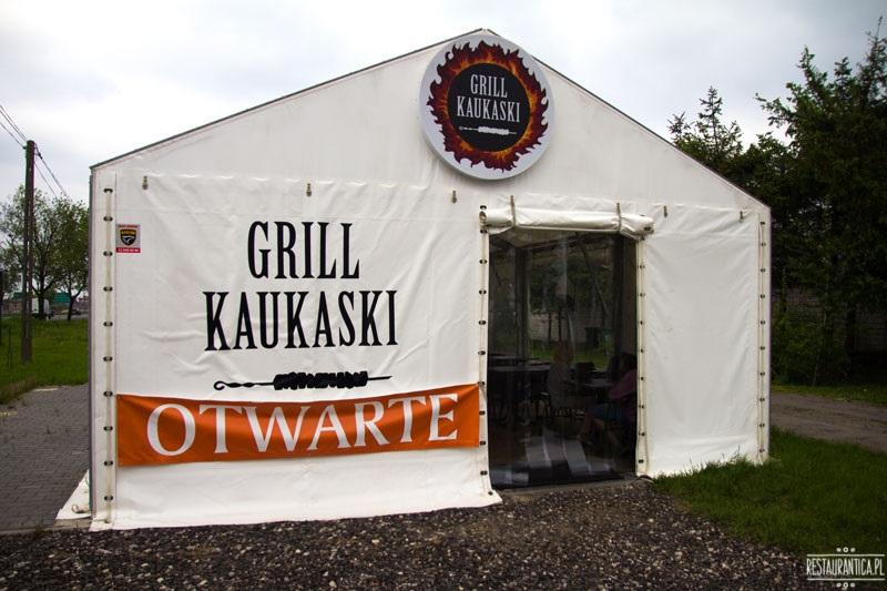 Grill Kaukaski namiot