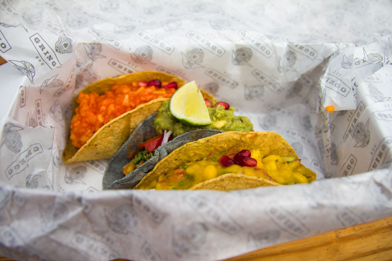 Gringo Bar tacos