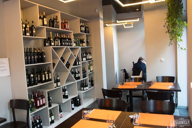 jadalnia wnętrze wina