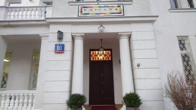 Kanapa – współczesna Ukraina na Mokotowie