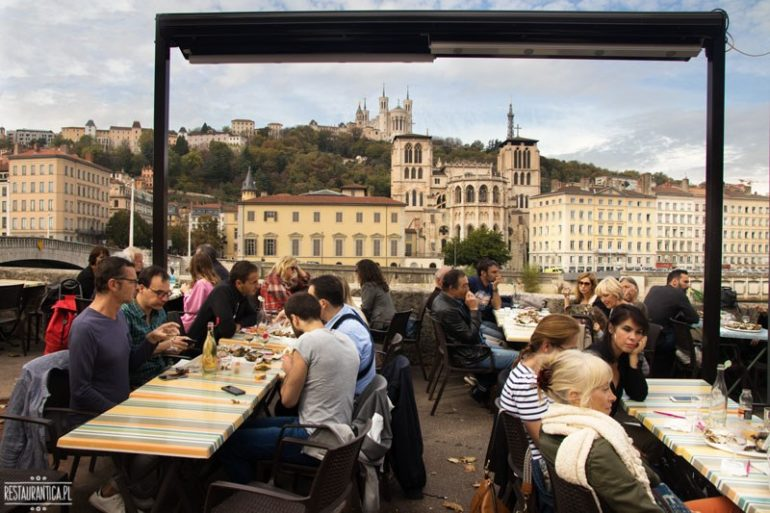 Lyon – gdzie zjeść ? Kulinarny przewodnik