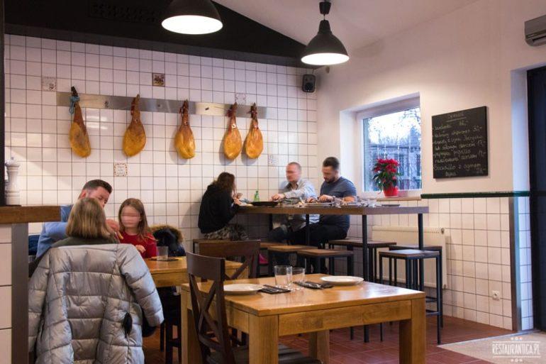 La Iberica –  tradycyjna hiszpańska kuchnia przy Burakowskiej