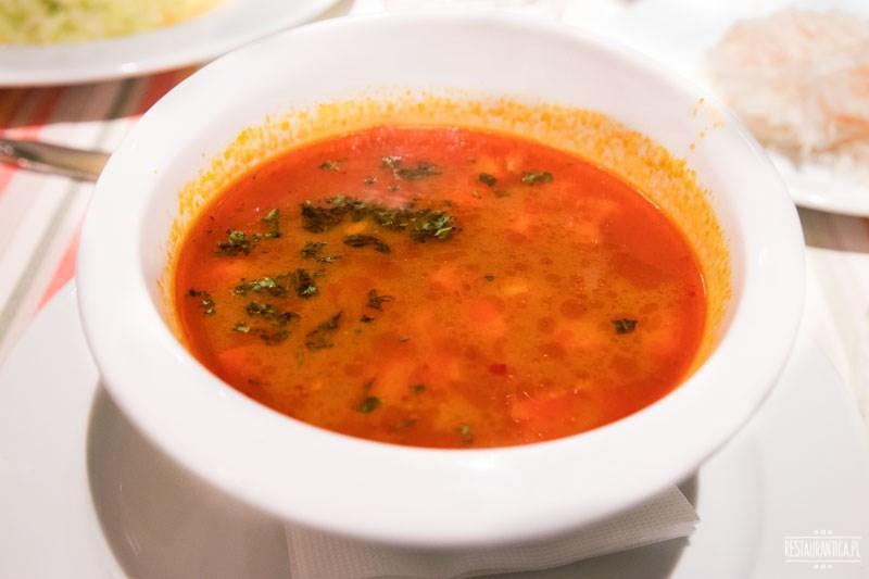 Menza zupa