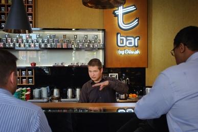 T-bar Dilmah