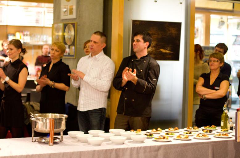 Butchery & Wine Knajpą Roku 2011