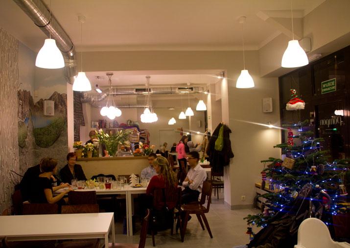 Pompon – kawiarnia dla dzieci z eko kuchnią