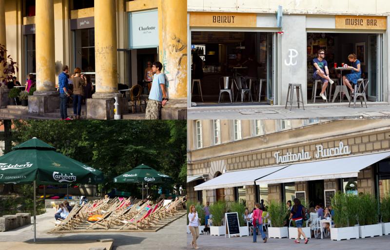 Podsumowanie roku 2011 – nowe miejsca w Warszawie