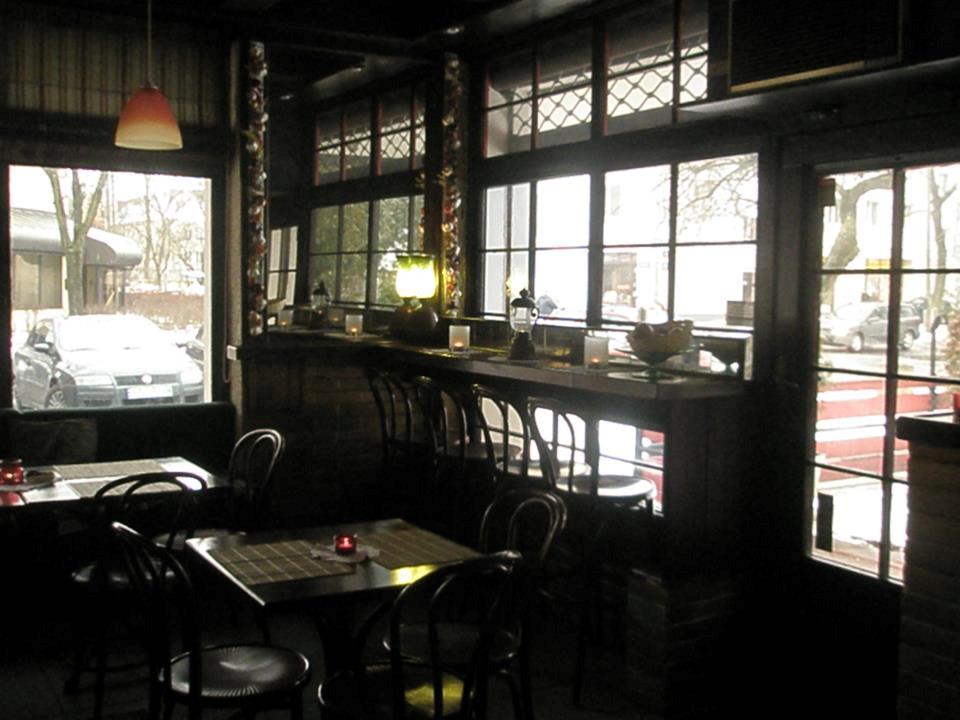 Restauracja Bałkany