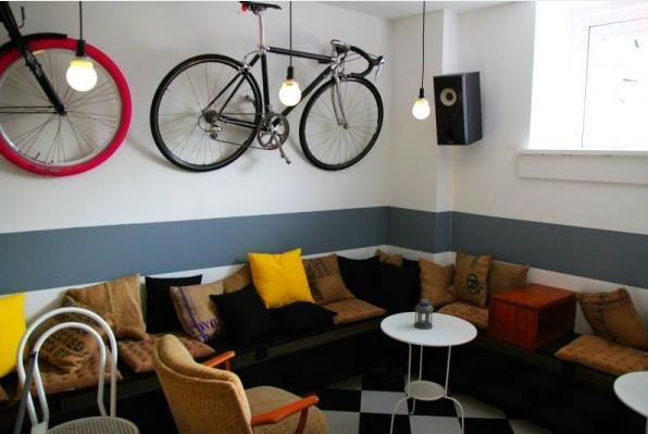Cafe Wygodny Rower