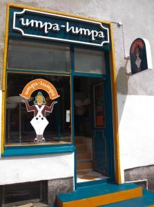 Umpa Lumpa czekolada sklep słodycze
