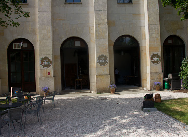Cafe Lorentz