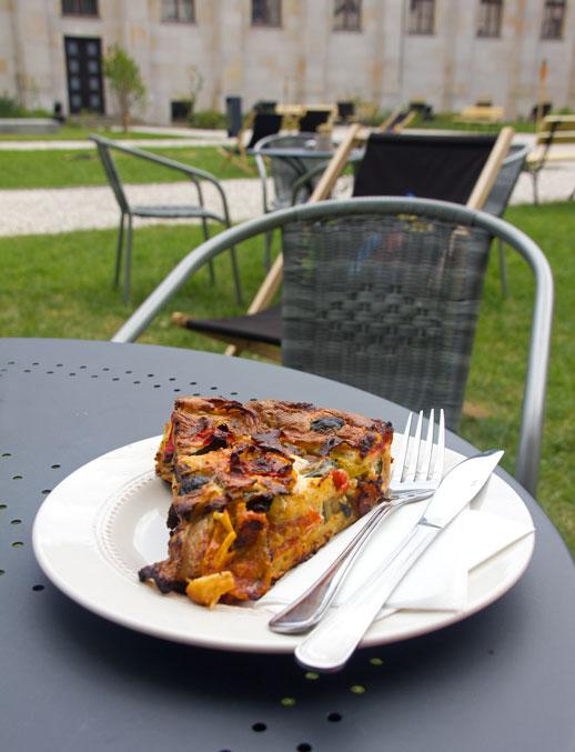 Cafe Lorentz tarta