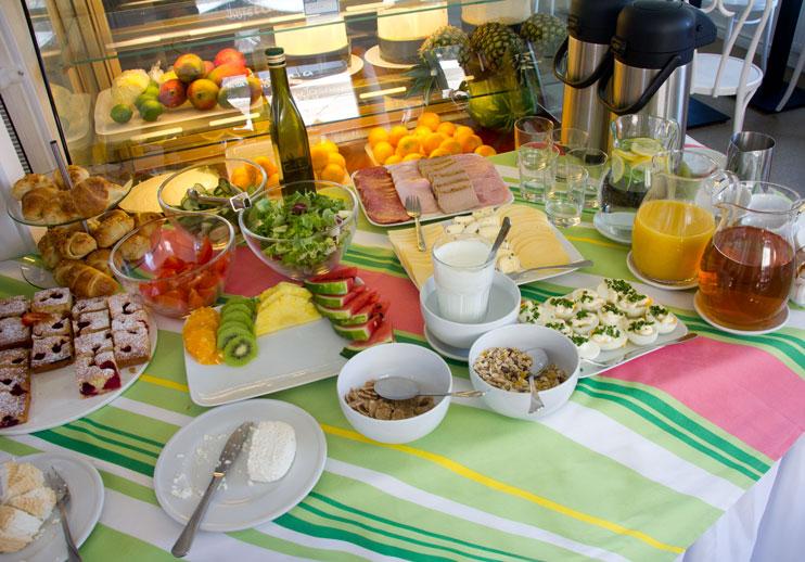 Śniadanie w Warszawie