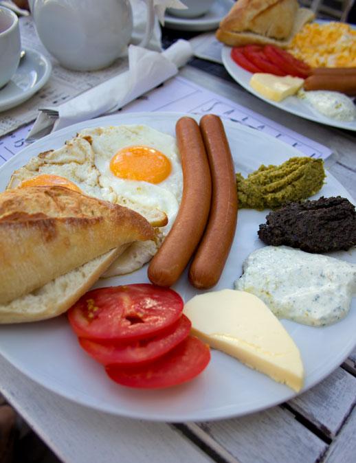 My'o'my sniadanie