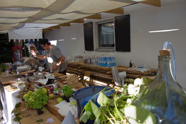 Restaurant Day Milanówek Garaż 108