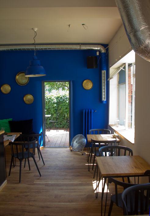 Secret Life Cafe