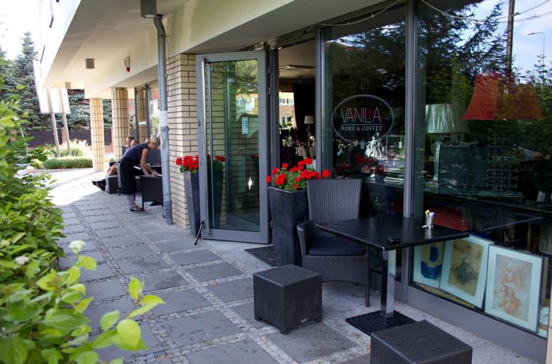 Vanila Home & Coffee