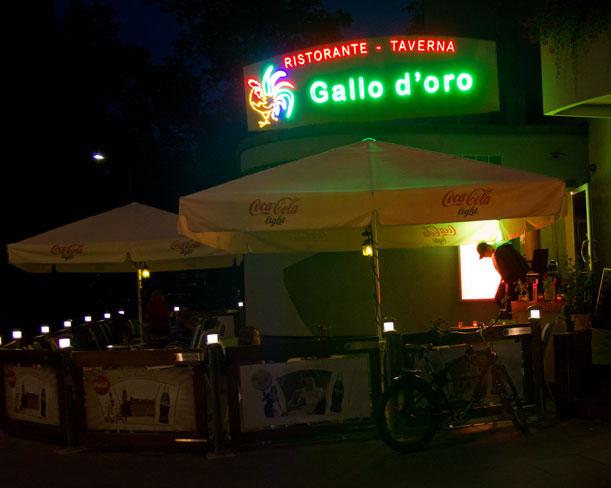 Gallo d'Oro na Francuskiej