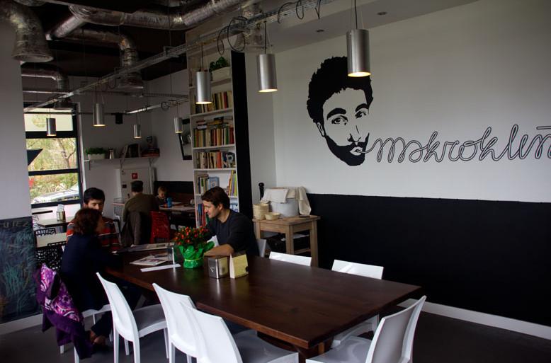 Makroklimat Bistro & Cafe