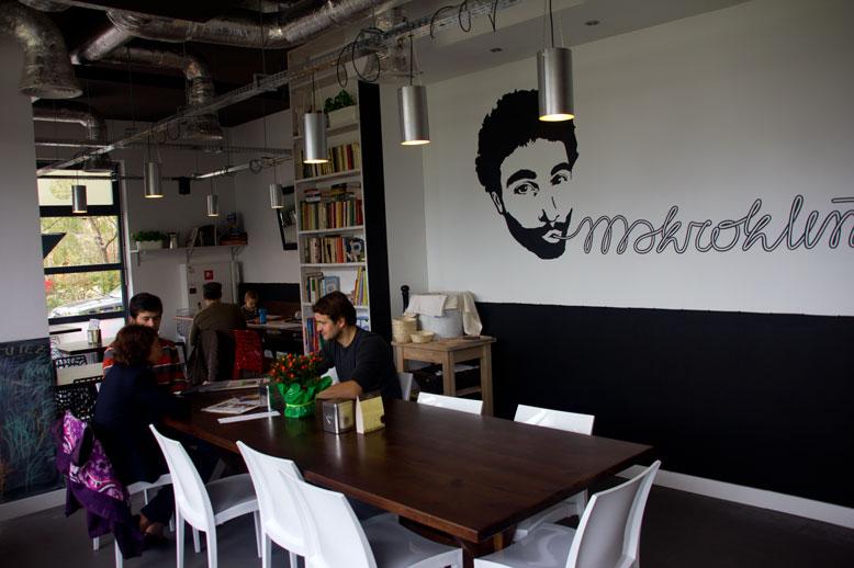 Makroklimat Bistro Cafe