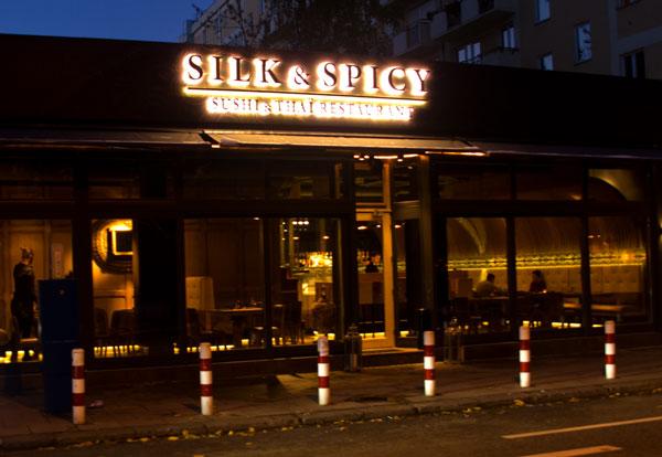 Silk & Spicy