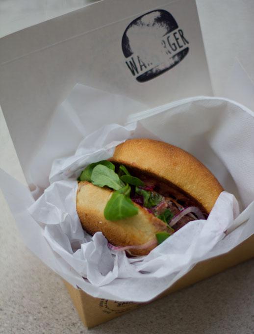 Warburger burger