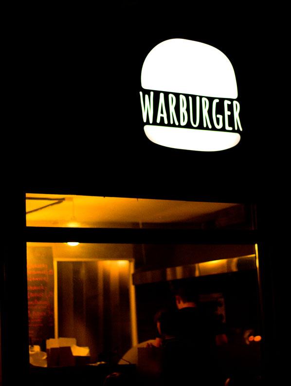 Warburger burger bar