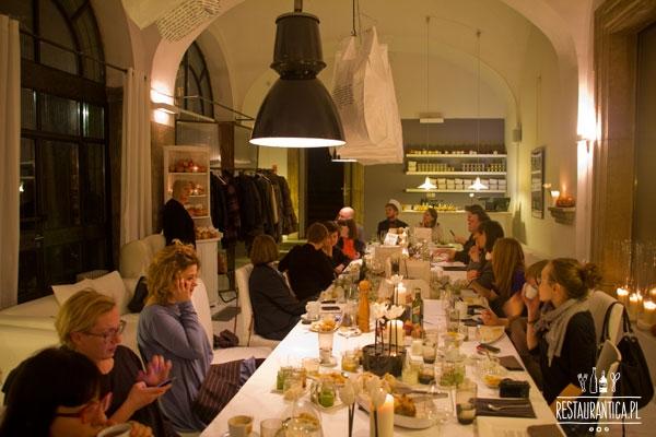 Food I Design W Qchni Artystycznej Restaurantica