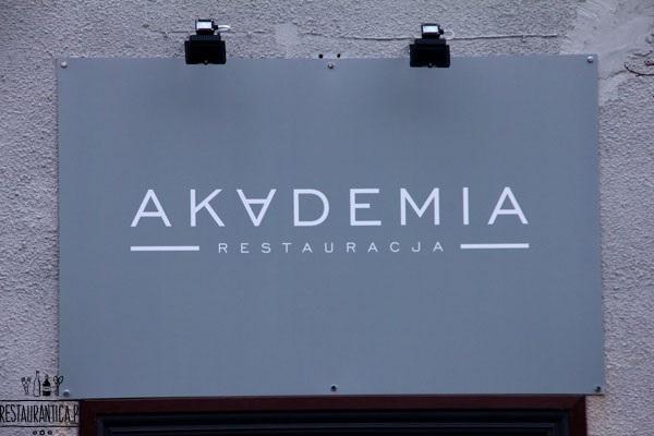 Restauracja Akademia Borys Szyc