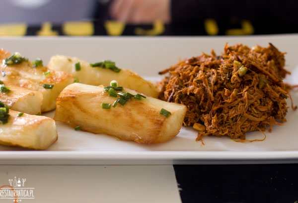 El Caribe restauracja kubańska