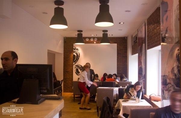Mimino restauracja