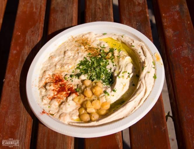 Abu Hassan / Tel Aviv czyli hummus idealny