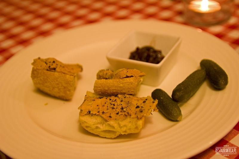Bistro La Cocotte foie gras