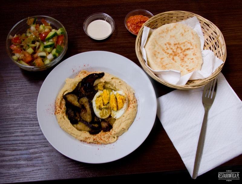 Hummusbar sabich