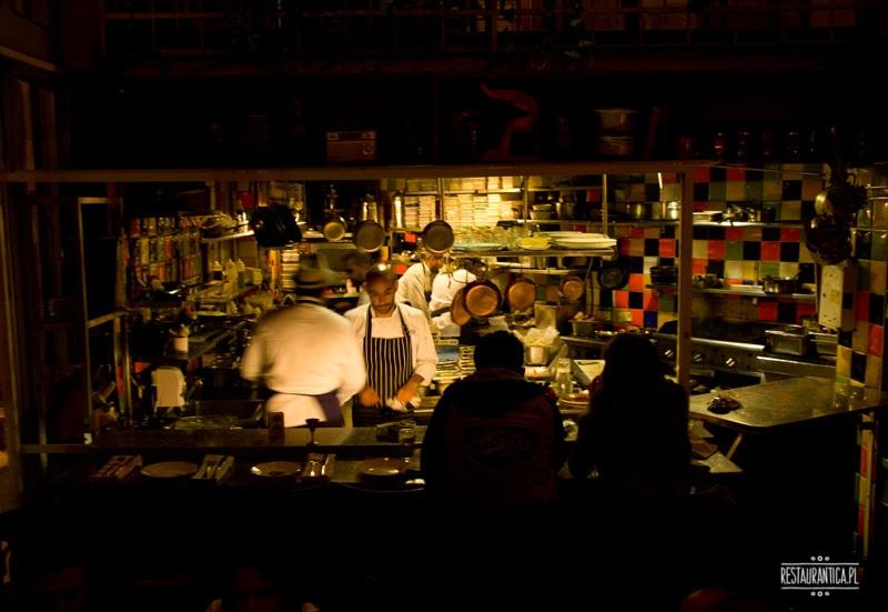 Machne Yuda, Jerozolima, otwarta kuchnia