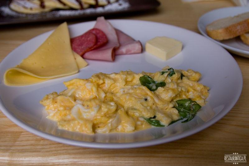 Moko-tuff jajecznica