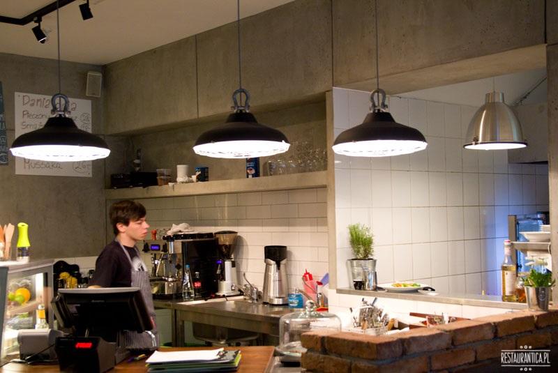 Igrek otwarta kuchnia
