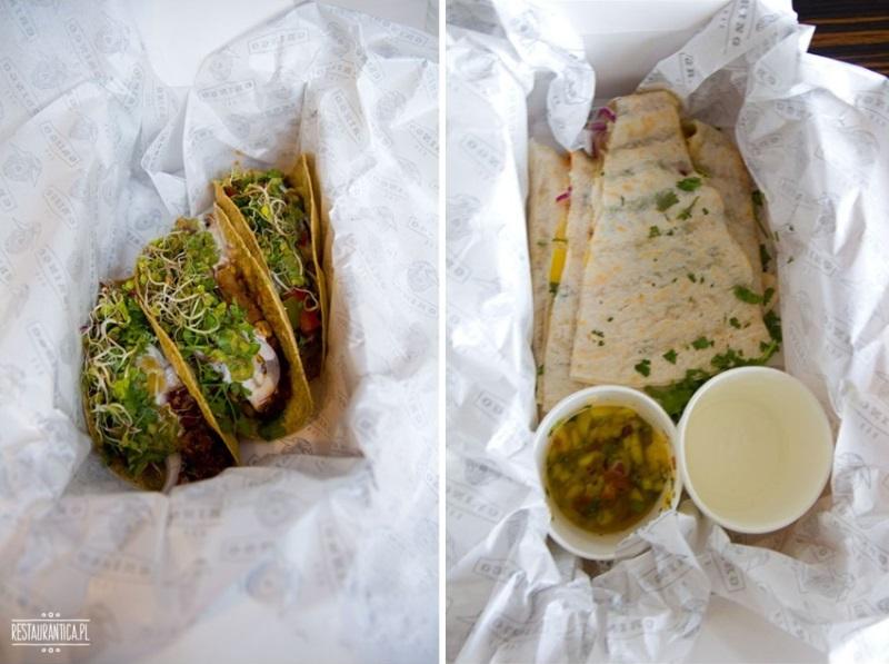 Gringo Bar Tacos Quesadilla