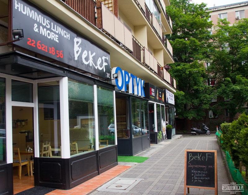 Bekef Kuchnia Izraelska Restaurantica