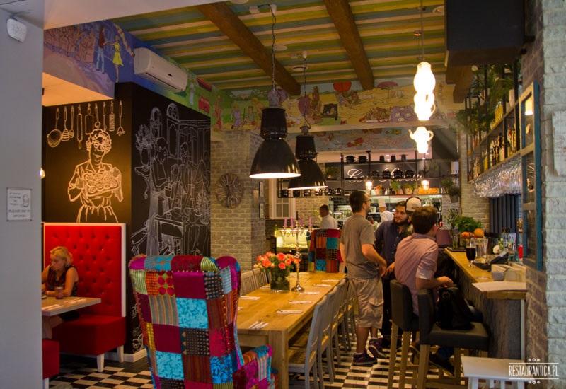 La Maison bar kuchnia