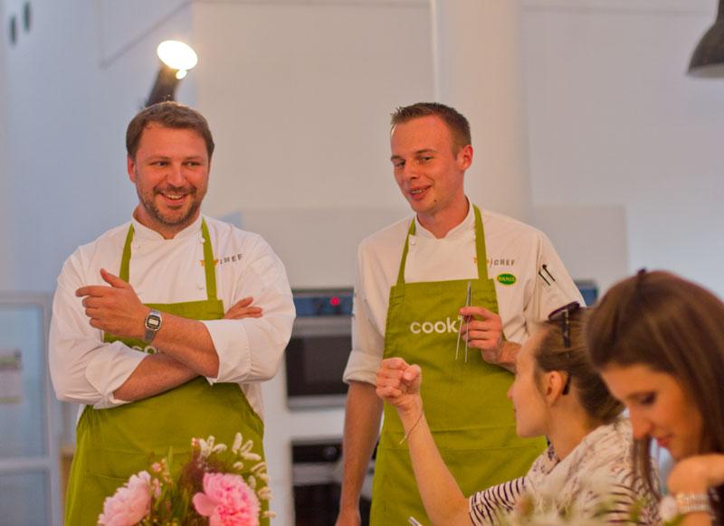 Top Chef Sebastian Olma