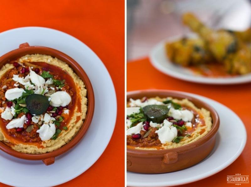 Kitchen restaurant lamshuka