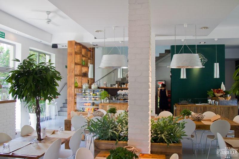 Lif wnętrze restauracji