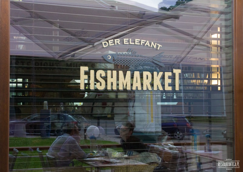 Fishmarket Der Elefant logo