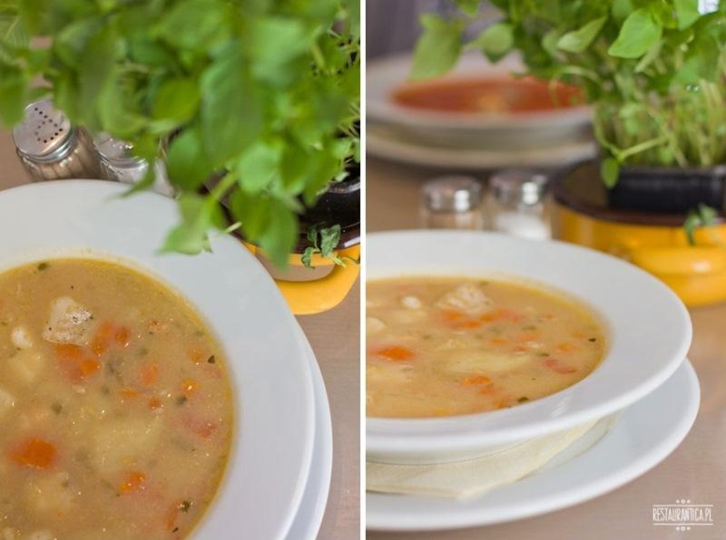 Gar Jakubiaka zupa z jesiotra