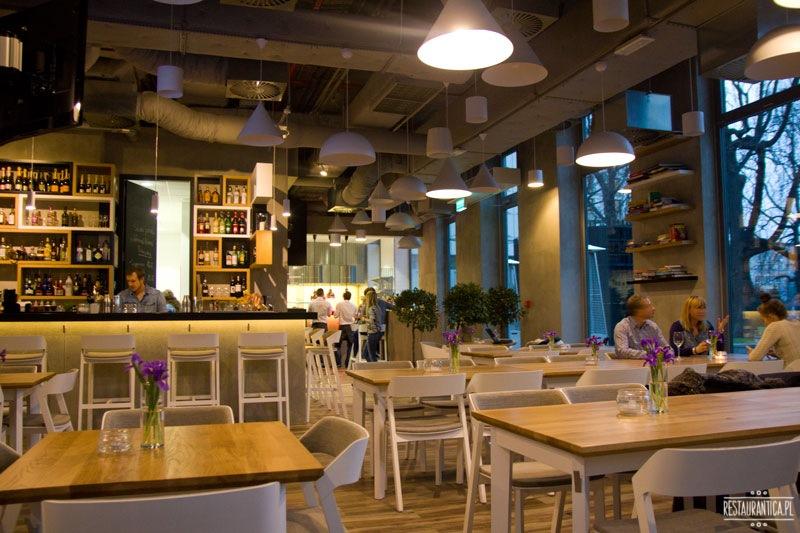 Informal Kitchen wnętrze